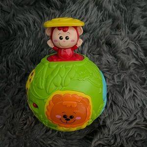 Baby musical ball